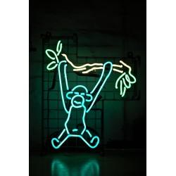 neon MAŁPKA 1