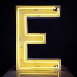 lampa neonowa E