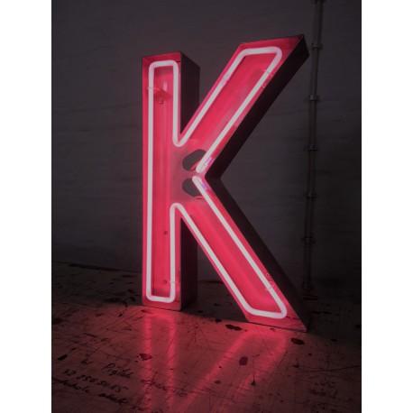 lampa K rouge
